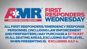 MBraves First Responders Wednesday